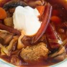 Borscht - Russian Beet Soup