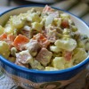 Olivye (Russian-Style Potato Salad)