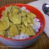 Chicken Breast Curry In Coconut Milk