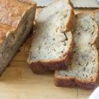 Easy Moist and Dense Banana Bread