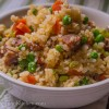Italian Sausage Fried Rice