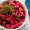 Russian Beet Salad (Vinaigrette / Vinegret)