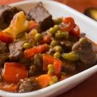 Filipino Beef Caldereta (Beef Stew)