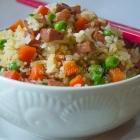 Easy Hot Dog Fried Rice