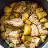 Pinatatasang Manok (Bone-in Chicken with Potatoes)