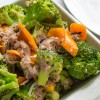 Tuna Broccoli Saute