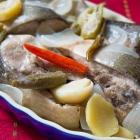 Bangus Paksiw (Milkfish in Vinegar Stew)