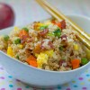 Quick and Easy Bacon Fried Rice